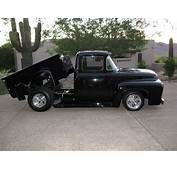 1956 FORD F 100 CUSTOM PICKUP  116151