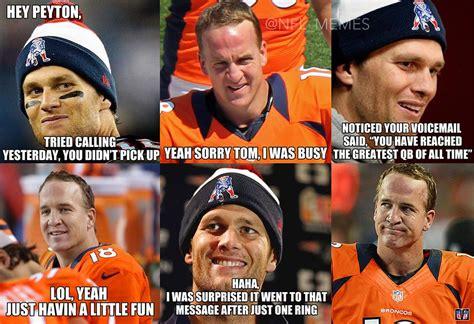 Brady Manning Meme - shots fired nfl memes pinterest