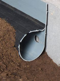 french drains  fix  foundation problems preventative
