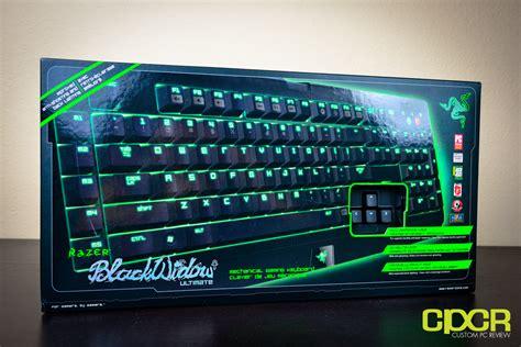 Review Razer Blackwidow Ultimate 2013 Mechanical Keyboard by Razer Blackwidow 2013 Ultimate Mechanical Gaming Keyboard