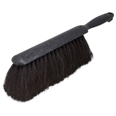 horsehair bench brush carlisle 3638003 9 quot counter bench brush horsehair