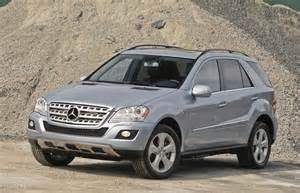 mercedes m class information and photos momentcar
