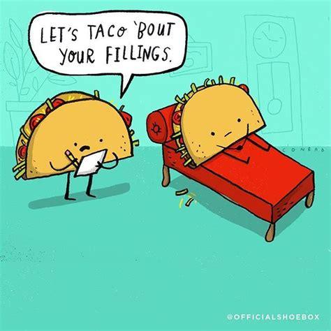 love shoebox puns   theyre  tacos