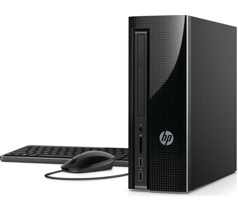 hp slimline 260 a180na desktop pc deals pc world