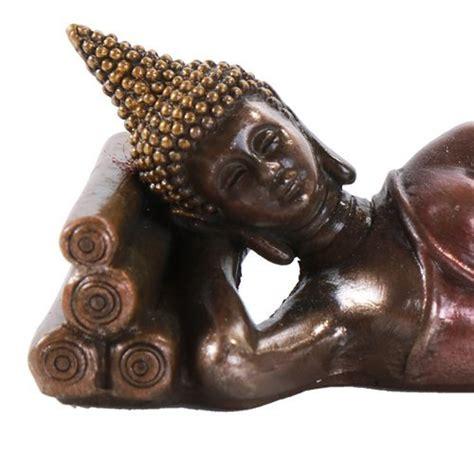 reclining buddha statue sleeping reclining buddha meditation desktop figurine