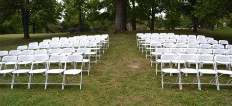 White Wedding Chairs Rental by Chair Rental Cincinnati A Gogo Chair Rentals