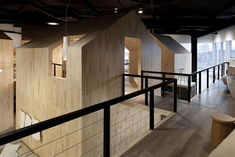 Showroom Design Gallery Nido in Sofia   InteriorZine