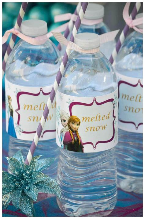 karas party ideas disneys frozen themed birthday party supplies decor ideas