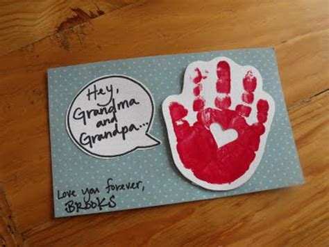 christmas crafts for grandparents great grandparents day gift ideas for to craft family net guide to family