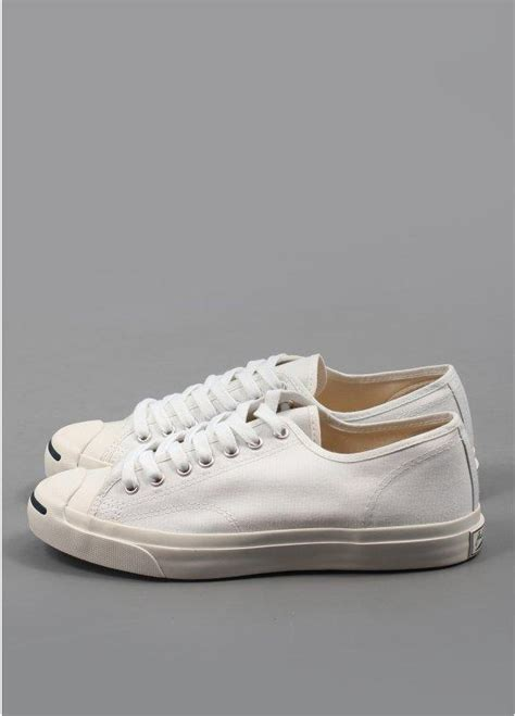 converse purcell cp ox white white