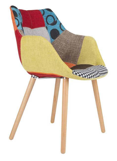 stuhl patchwork twelve armchair zuiver