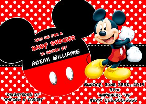 themes line mickey mouse mickey mouse theme baby shower ideas baby shower for parents