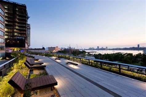 high line new york united states architecture