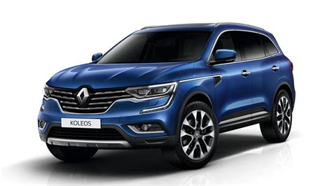 renault malaysia all renault koleos suv now open for booking priced at