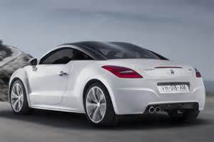 Peugeot Rcz Dimensions New Peugeot Rcz Coupe Uk Prices And Specs Announced