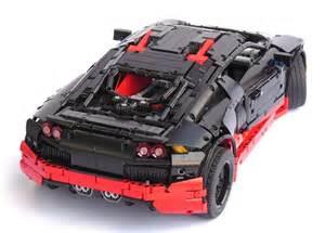 Lego Technic Bugatti Lego Bugatti Veyron Ss The Lego Car