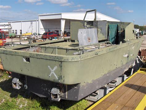 pt boat for sale vietnam 1968 mark ii pbr vietnam era hall truck sales