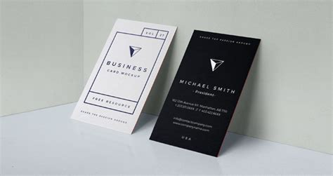 the best business cards templates 25 best free business card templates 2016 webdesignlike