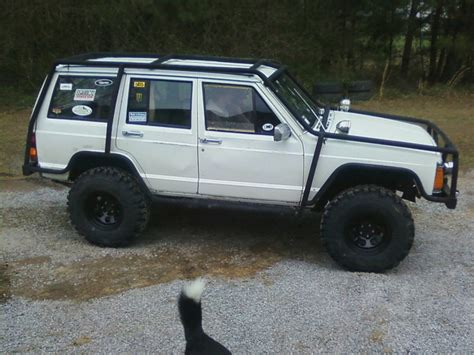 Jeep Xj Cage Lifted 1991 Exo Roll Cage Locked Jeep Forum
