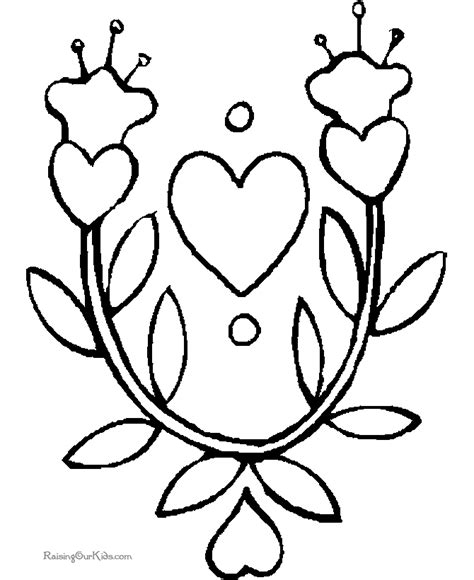 coloring pages of hearts on fire hearts on fire coloring pages clipart best