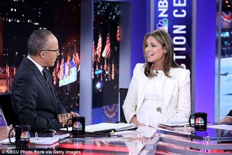 savannah guthrie why not lester holt to replace brian williams usa ratings slip causes tension at nbc over lester holt