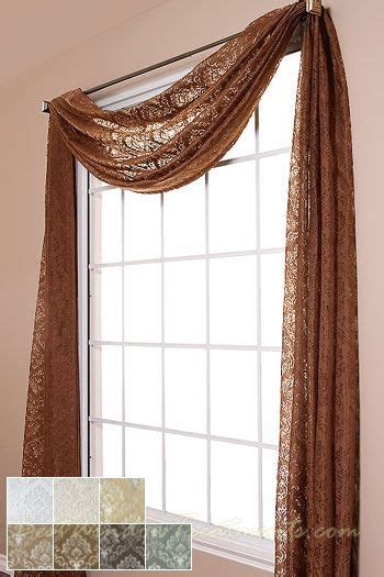 Copper Colored Curtains Pin By Chris Wigles On Sheer Curtains With A Twist
