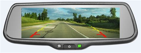 The In Shops See Your Rear On Screen Now by 7 3 Inch Screen Display Rearview Mirror Monitor With