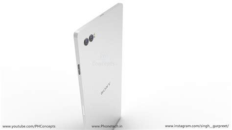 xperia design concept sony xperia 10 concept is a 4k display ultra slim machine