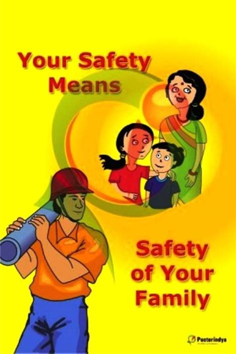 safety means safety   family ready  display