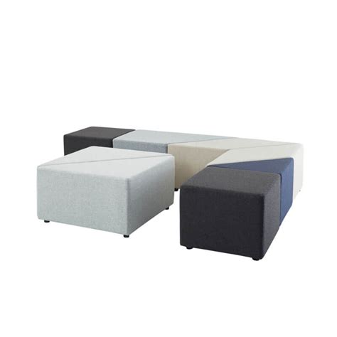 commercial ottomans commercial ottomans for workplace seating konfurb auckland
