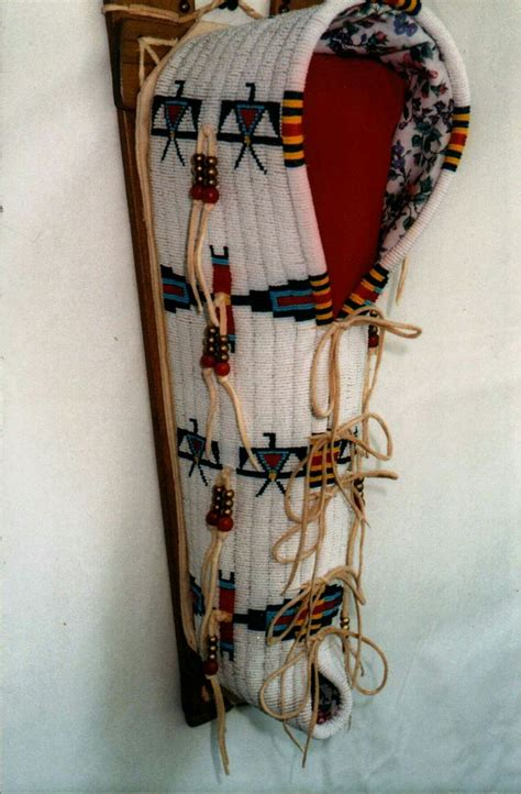 beaded cradleboard 136 best images about beaded cradleboards on
