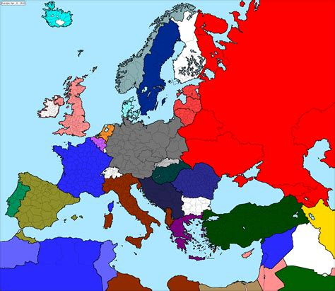 1940 map of europe map of europe 1940 pictures to pin on pinsdaddy