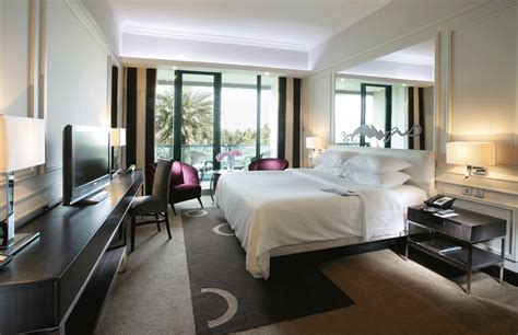 Guest Room Decor by Dubai Hotel Le Meridien Mina Seyahi Reopens Today