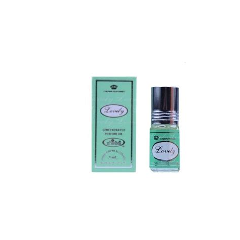 Parfum Al Rehab Lovely pafum quot lovely quot 3ml
