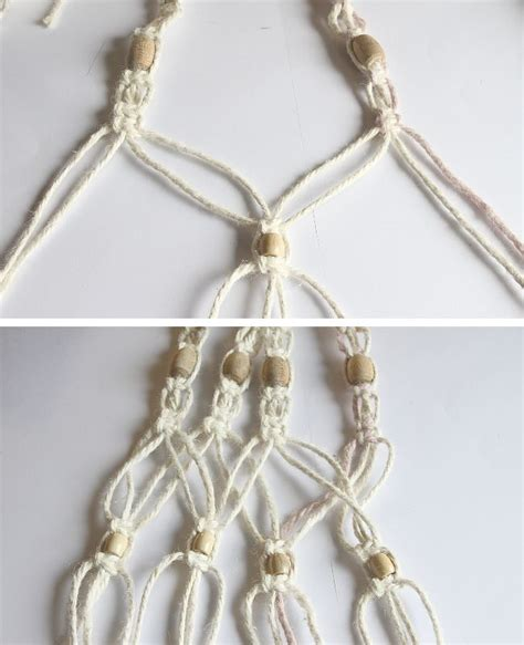 Macrame Plant Hangers Diy - how to make a macrame hanging planter