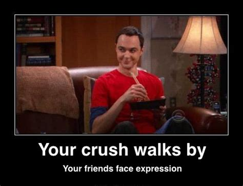 12 Tips For You And Your Friend Like The Same Situation by When Your Crush Walks By Your Friends Expression