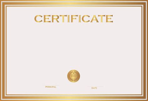certificate template doc 6 sle certificate background agenda exle