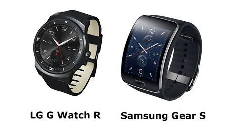 r samsung gear ifa 2014 lg g r i samsung gear s dwa r 243 żne pomysły na zegarki