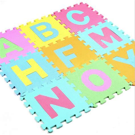 Multi Color Foam Floor Mat by Multi Color 10pcs Soft Foam Puzzle Floor Mats Baby Carpet