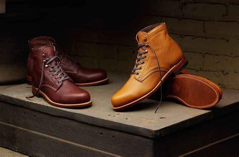 centennial  mile boot  wolverine