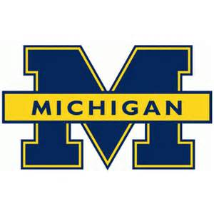 michigan colors the 25 best logos in college basketball bleacher report