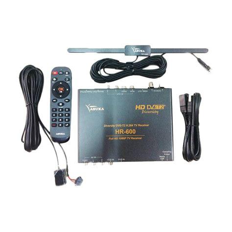 Tv Tuner Asuka jual asuka hr 600 digital tv tuner harga kualitas terjamin blibli