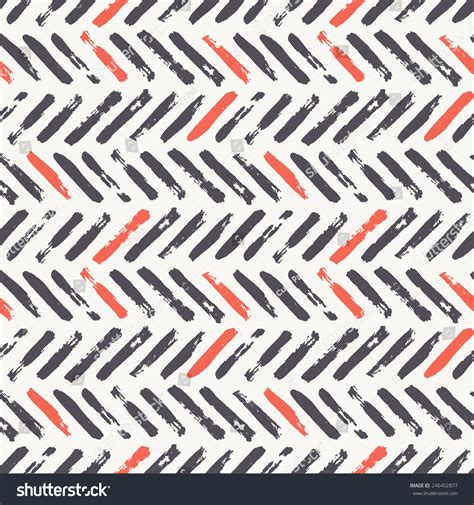 herringbone pattern brush vector seamless pattern herringbone abstract background