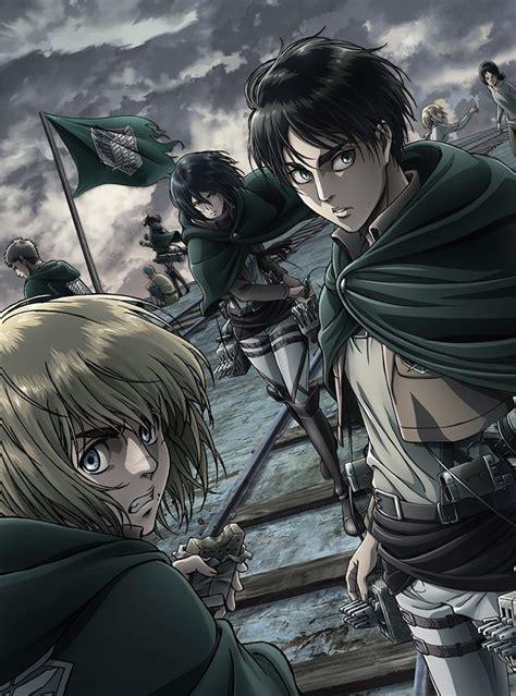 Attack On Titan 3 attack on titan season 3 pv yu alexius anime