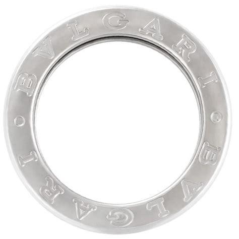 bvlgari b zero1 ring in 18k white gold world s best