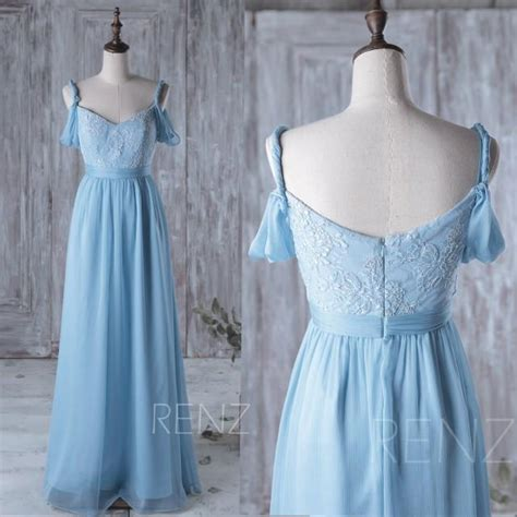 lace light blue bridesmaid dresses 2016 light blue bridesmaid dress white lace wedding