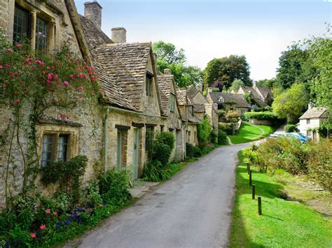 Cottages Europe Bibury A Charming Corners Of The World
