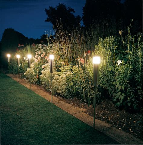 In Lite Landscape Lighting Garden Light Ikebana India