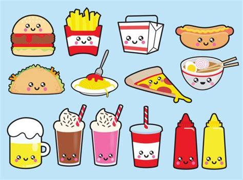 imagenes kawaii de comida chatarra 12 mejores im 225 genes de comida kawaii en pinterest comida
