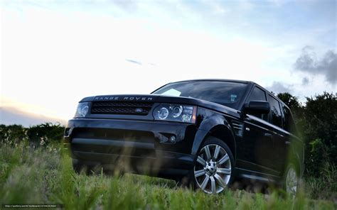 wallpaper desktop range rover sport download wallpaper range rover land rover sport black